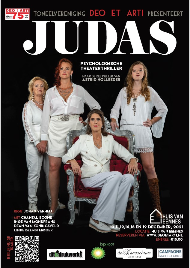 Judas flyer